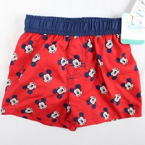 Disney Baby Mickey Mouse Boy Swim Trunks